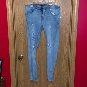 PacSun Skinniest Ripped Jeans